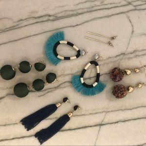 Bundle Earrings - Francesca's dangling earrings